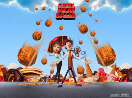 2013 cloudy with a chance of meatballs 2 movie wallpapers cloudy with a chance of meatballs sequel looking through the
