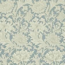 chrysanthemum toile dmowch101 morris volume v wallpapers to buy