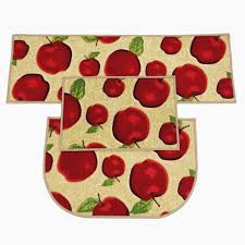 Apple Kitchen Rugs Apple Kitchen Rugs Trends Apple Kitchen Rugs Country Apple Rugs