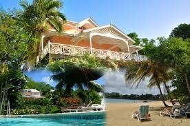 oceanfront beach villas in trinidad or tobago plantation beach