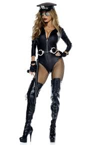 do not cross cop woman costume 55 99 the costume land