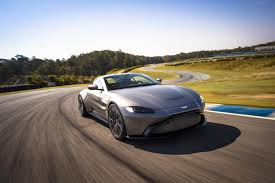 silver aston martin vanquish new aston martin vantage road and racing cars unveiled car