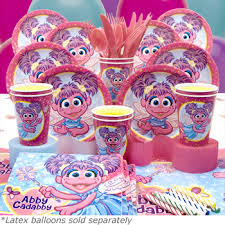 abby cadabby party birthday box birthday party central