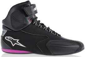 motorcycle gear boots alpinestars tech air race system alpinestars stella faster ladies