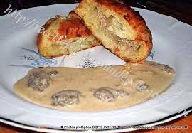 Recette Sauce Aux Morilles Petites Tourtes Au Foie Gras Sauce Aux Morilles