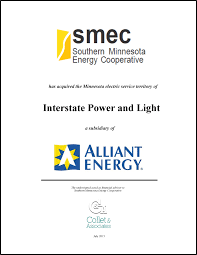 Interstate Power And Light Completed Transactions Collet U0026 Associates