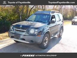 nissan xterra 2004 used nissan xterra 4dr xe 2wd i4 manual at toyota of