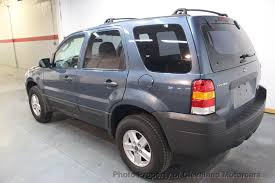 2006 Ford Escape Interior 2006 Used Ford Escape Xls At Cleveland Motorcars Serving