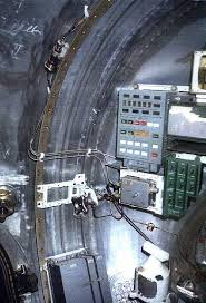Lunar Module Interior Lk