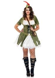 halloween costumes plus size plus size lady robin hood costume halloween costumes