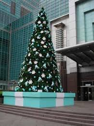 Tiffany Blue Christmas Tree Decorations by Gregg Nelson Greggtwogs On Pinterest
