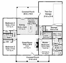 european style house plan 3 beds 2 00 baths 1641 sq ft plan 21 339