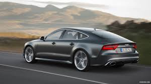 audi rs 7 sportback 2014 audi rs7 sportback daytona grey matt rear hd wallpaper 160