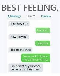 Ru Ok Meme - best feeling messaggi him contatto ehy how ru fine u how are you