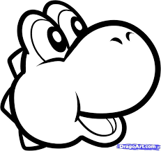 25 best how to draw yoshi ideas on pinterest choses faciles à
