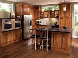 rustic style kitchen cabinets ceiling lights solid brushed cup