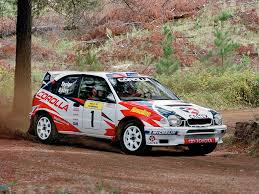 world auto toyota toyota corolla wrc rally car toyota motorsport pinterest