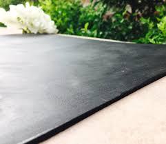 sous en cuir pour bureau 100 cuir vintage noir sous tapis de bureau tapis de
