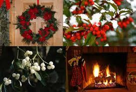 christmas mistletoe mistletoe and yuletide cheer weaving elements