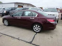 2008 honda accord ex l v6 4dr sedan 5a in south sioux city ne de