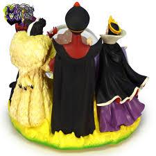 halloween snow globe disney direct villains fortune teller musical snow globe statue
