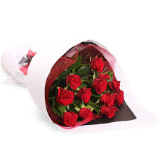 Flowers For Valentines Day Send Valentine U0027s Day Gifts To Mysore Bunch Of Red Roses For Him