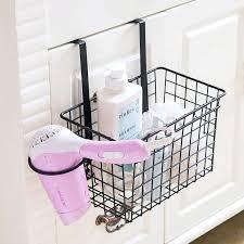 kitchen cabinet storage baskets storage decorations
