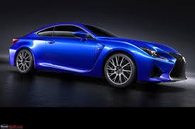 lexus bmw supercar lexus rc f performance coupe 460 bhp v8 u0026 bmw m4 rival team bhp