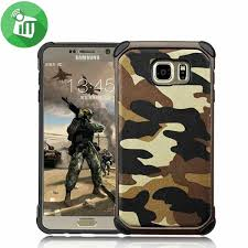 camouflage shockproof armor back cover for samsung galaxy