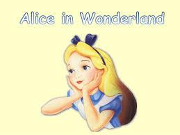 alice wonderland powerpoint story joannebarrett teaching