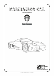 koenigsegg ccx drawing cars coloring pages cool coloring pages
