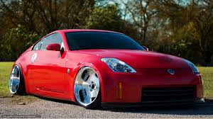Nissan 350z Red - new z owner what kind of body kit should i get my350z com