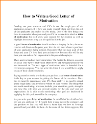 How To Write A Perfect by 9 How To Write Motivation Letter Ledger Paper