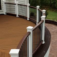 Banister Styles 20 Creative Deck Railing Ideas For Inspiration Hative