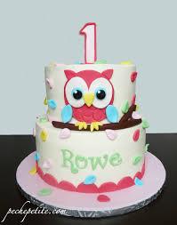 owl birthday cakes owl elephant cakes peche