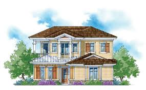 energy saving courtyard home plan 33039zr architectural
