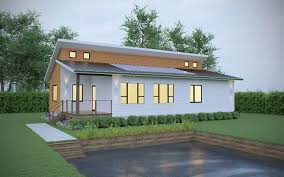 deltec homes introduces two new models including modern farmhouse