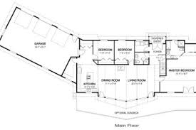 ranch house plans with open floor plan 18 open floor plan homes basements floor plans basements house