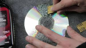 fix a scratched disc for cheap not using toothpaste cd dvd only