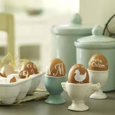 Easter Decorations For Coffee Table by