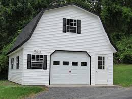 white vinyl siding on a gambrel garage garages u2013 woodtex