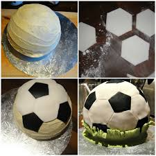 soccer cake soccer cake how to look at what i made