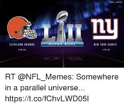 Ny Memes - memes nu cleveland browns new york giants 16 o 13 3 rt somewhere in