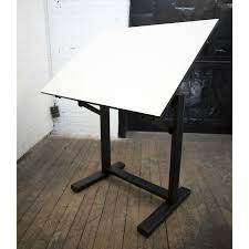 36 by 48 table alvin 36 x 48 ensign drafting table base color white or black en48