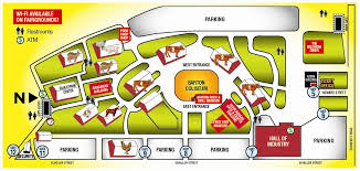 state fair map event map