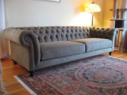 Grey Leather Tufted Sofa by Home Design Grey Velvet Chesterfield Sofa Southwestern Expansive