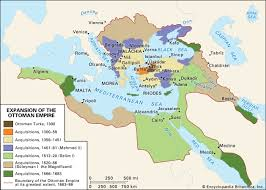 The Ottoman Turks Ottoman Empire Facts History Map Britannica