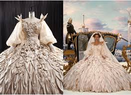Wedding Dress Halloween Costumes by Mirror Mirror Costume Designs By Eiko Ishioka Eiko Ishioka