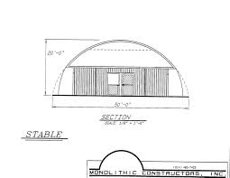 Dome Barn Monolithic Dome Indoor Rodeo Arenas And Horse Barns Monolithic