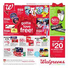 walgreens weekly ad sale 11 27 2016 12 03 2016
